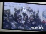 Взрыв в метро! Сьемка камер скрытого наблюдения!